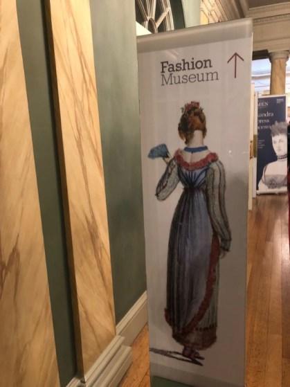 Bath Assembly Rooms (= Die ehemaligen Versammlungsräume und heute das Modemuseum)