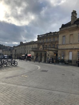 Theatre Royal Bath (= örtliches Theater)