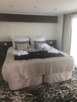 Diamond Deluxe Suite Bett