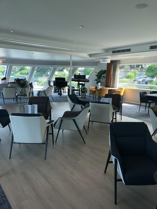 MS Viola - Deck 3 - Lounge