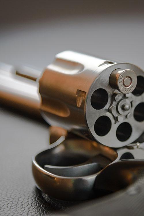 Using a Revolver for Home Defense