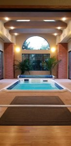 Warm Therapy Pool at Seneca House Fort Collins, CO
