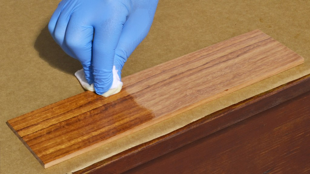 food safe wood stain