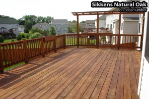 best deck stain
