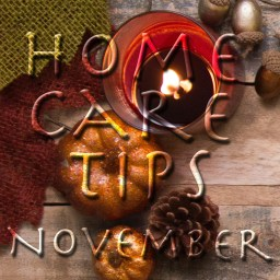 Home Care Tips Nov 1