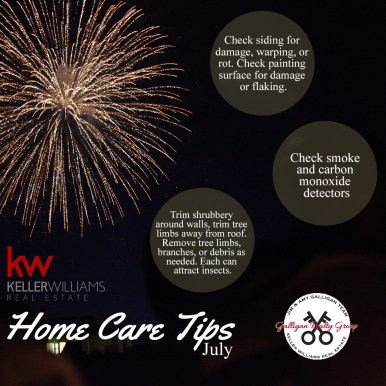 Home Care Tips Side 1