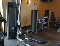 depuy community fitness center