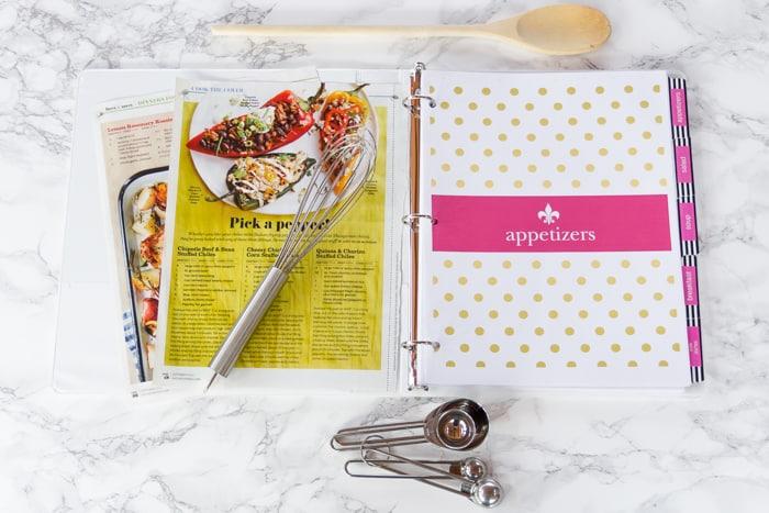 recipe binder-1-2