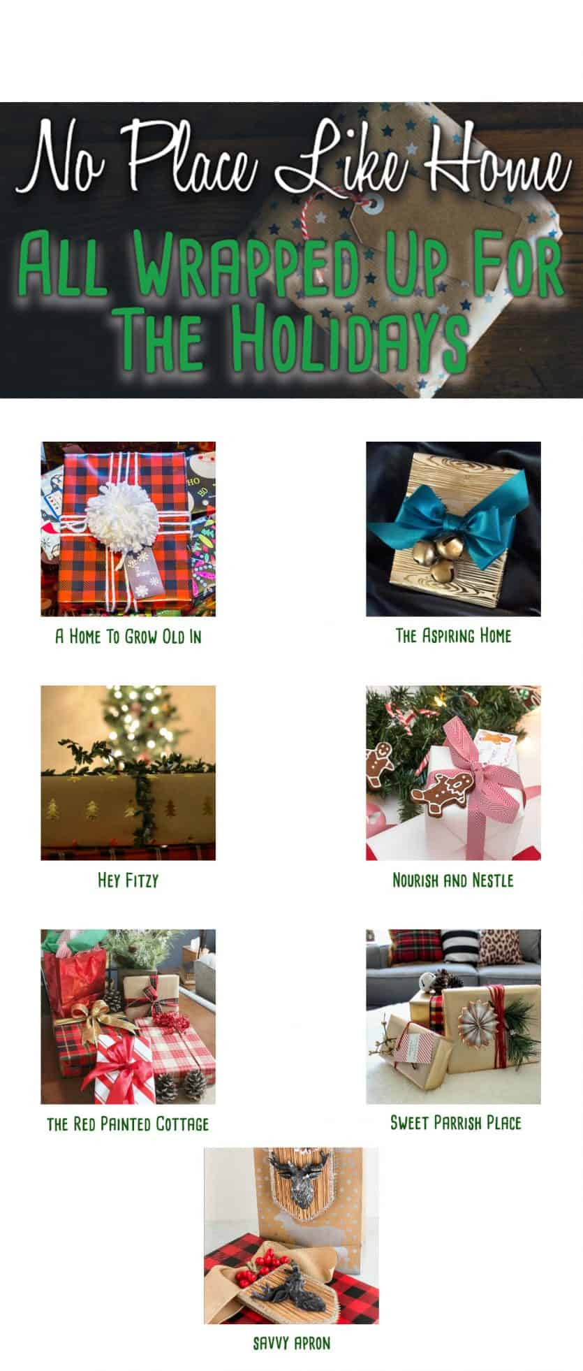 5 easy ways to make your Christmas presents look like you put much more effort into them than you did! Everyone will be excited to open one of your gifts! Pin this so you'll remember it!