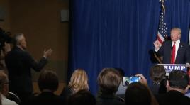 VIDEO Jorge Ramos Habla Sobre su Encuentro con Donald Trump