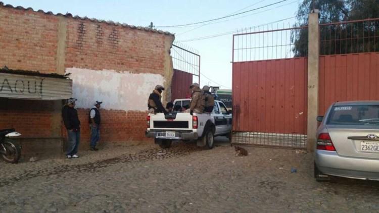 Penal de Morros Blancos. Foto archivo