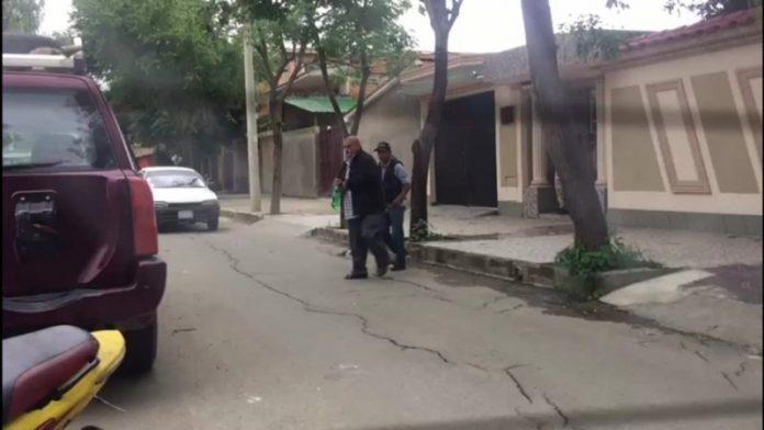 Tarija: Cae ex fiscal de narcoticos y su familia con cocaína y marihuana