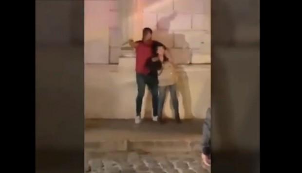 Ecuador: Hombre que estaba cercado por la policía mató a puñaladas a embarazada (video)