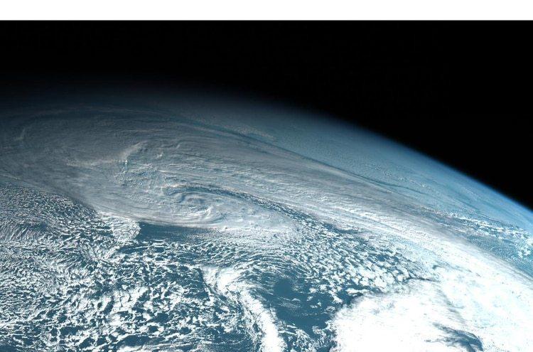 La NASA detectó una explosión de un meteorito sobre el mar de Bering con la fuerza de 11 bombas atómicas