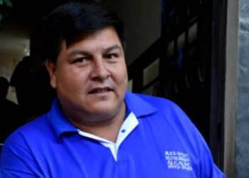 Delfor Burgos, ex Alcalde de Bermejo