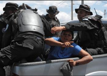 En Nicaragua hay cientos de presos políticos (Photo by Maynor Valenzuela / AFP)