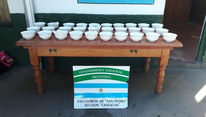 Argentina: Cae boliviana que salió de Bermejo con 3 kilos de cocaína