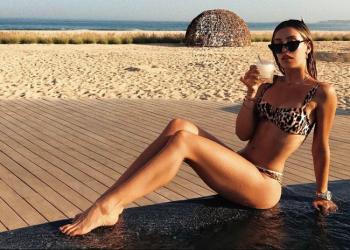 En su más reciente publicación, Michelle mostró su figura en bikini (Instagram: michellesalasb)