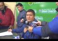 José Quecaña, Ejecutivo transitorio del Gran Chaco