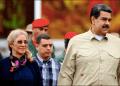 Nicolás Maduro junto a su esposa Cilia Flores en un acto junto a las milicias en Caracas el pasado 27 de julio  de 2019. (Foto: Reuters).