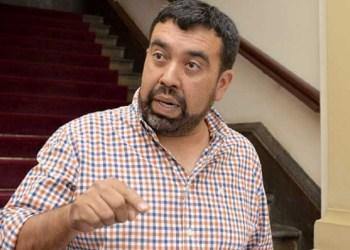 Álvaro Ruiz. Foto archivo.