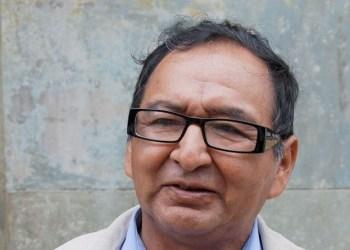 Lino Condori, ex gobernador de Tarija