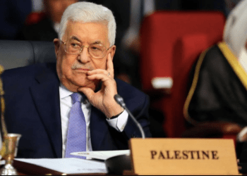 Mahmoud Abbas, presidente palestino