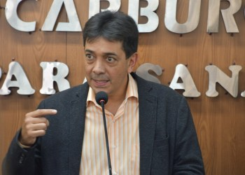 Víctor Hugo Zamora, exministro de Hidrocarburos. Foto archivo