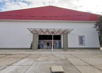 Sala de aislamiento en Tarija