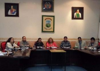 Foto archivo. Concejo Municipal