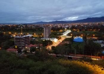 Ciudad de Tarija: Crédito foto: internet.