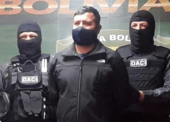 El exmilitar Rurig River Covarrubias García