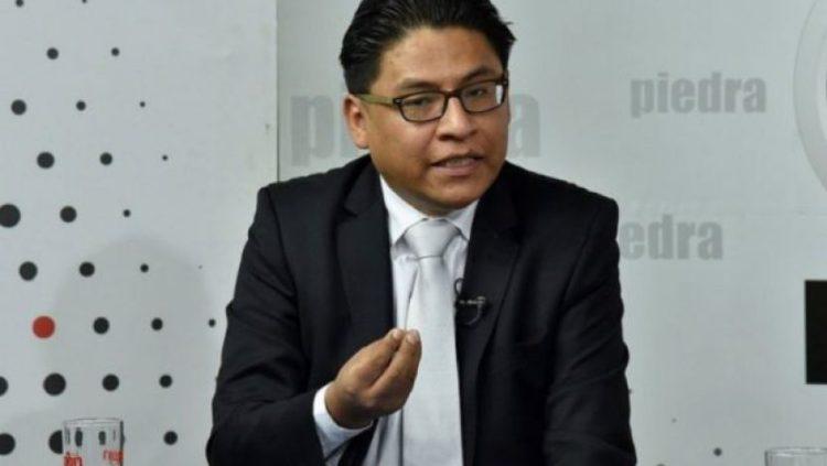 El ministro de Justicia, Iván Lima