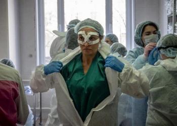 Personal de Salud de Rusia.