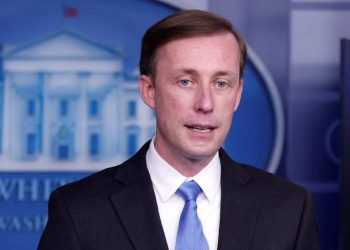 El asesor de Seguridad Nacional de la Casa Blanca, Jake Sullivan (REUTERS