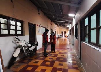 Instalaciones de la Red de salud de Bermejo