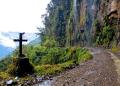 Camino de la muerte . Foto : The World by Road