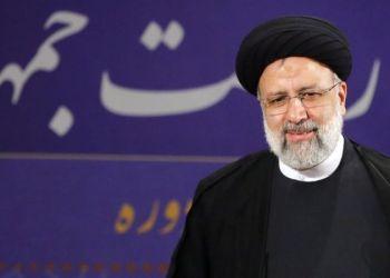 Ebrahim Raisi es un clérigo de línea dura que mantiene estrechos vínculos con el ayatolá Alí Jamenei. EPA