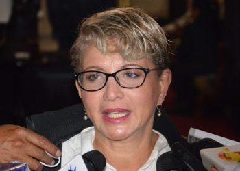 Exdiputada por el Movimiento Al Socialismo (MAS), Susana Rivero