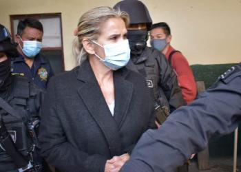 Jeanine Añez, expresidenta
