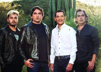 Los Nocheros en una sesión de fotos para la gira de conciertos que iniciaron en 2019. / Foto: tn.com.ar.