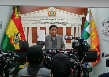 Ministro de Justicia, Iván Lima