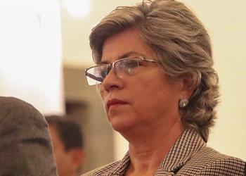 Exministra de Medio Ambiente, María Elva Pinckert