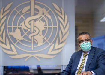 Tedros Adhanom Ghebreyesus, director general de la Organización Mundial de la Salud (OMS) / Foto: EFE.