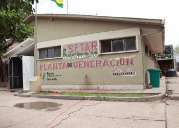 Foto: Estación de generación SETAR / archivo RFB