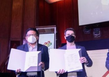 Acuerdo firmado con CBN
