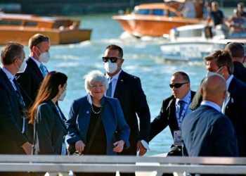 Ministros de Finanzas del G20 se reúnen en Venecia (EFE)
