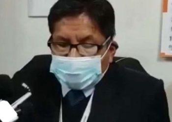 Daniel Ticona, Fiscal en Materia (Potosí)