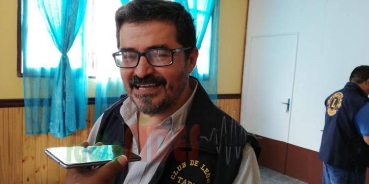 El asambleísta Andrés Torres (UNIDOS)