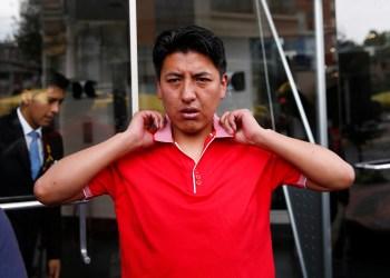 Marco Antonio Pumari. (FOTO ARCHIVO) REUTERS/David Mercado